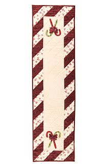 Use Birdhouses instead of candy canes -- also floral and compliments for borders.