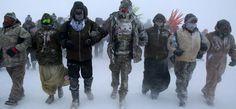 En Amérique du Nord :  La guerre est rallumée entre visages pâles et peaux-rouges