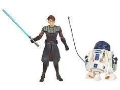 Star Wars The Clone Wars Anakin Skywalker and Starwars Toys, R2 D2, Anakin Skywalker, Clone Wars, Darth Vader, Star Wars, Stars, Amazon, Link
