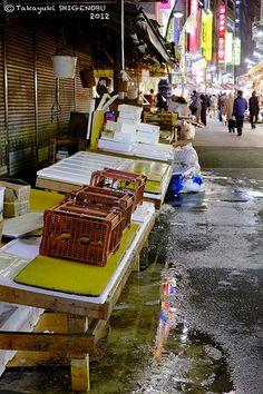 Ameyoko street Explore, Street, Walkway, Exploring