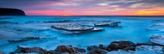 This photo of Little Narrabeen beach, NSW, by Marc Lynch, was a finalist in the Amateur Nature category of the 2012 Epson International Pano Awards.