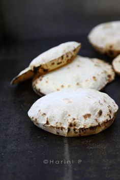 Phulka | Wholewheat Indian flatbreads
