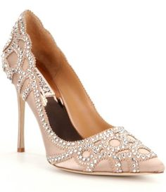 Shop for Badgley Mischka Rouge Pumps at Dillards.com. Visit Dillards.com to find clothing, accessories, shoes, cosmetics & more. The Style of Your Life.