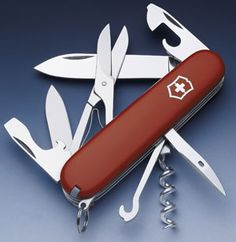 victorinox Penknife - Climber - Matt Red No description http://www.comparestoreprices.co.uk/other-products/victorinox-penknife--climber--matt-red.asp