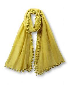 Super Soft Sheer Scarf