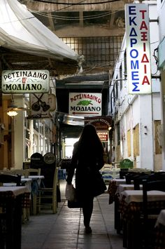 Modiano Market, (by unknown) Parthenon, Acropolis, Zorba The Greek, The Turk, Crete Greece, In Ancient Times, Thessaloniki, Greek Life, Macedonia