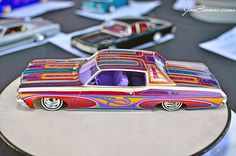 Event Coverage ~ Old Memories CC Lowrider Bike & Model Car Show ~ Bell |