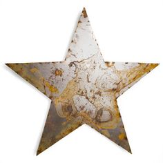 Reclaimed Star, $104, now featured on Fab.