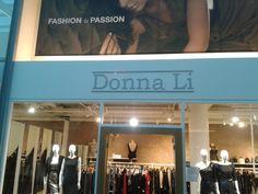Donna li, luxe uitstraling. Geen bekend merk. Mooi logo.