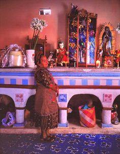 Mexican altars