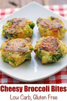 Crispy, golden broccoli bites turn broccoli into a tasty snack. My kids love these broccoli bites, and so do I!
