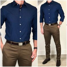 Why mens fashion casual matters? But what are the best mens fashion casual tips out there that can help you […] Stylish Men, Men Casual, Formal Men Outfit, Moda Formal, Mode Costume, Men Dress, Shirt Dress, Look Man, Summer Work Outfits