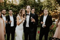 You're Going to Love The Bohemian Vibes in This Palm Springs Wedding