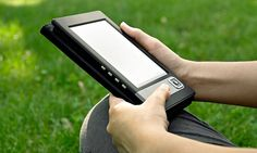 """'The researchers suggest that """"the haptic and tactile feedback of a Kindle does not provide the same support for mental reconstruction of a story as a print pocket book does"""".  """"When you read on paper you can sense with your fingers a pile of pages on the left growing, and shrinking on the right,"""" said Mangen. """"You have the tactile sense of progress, in addition to the visual ... ' (Flood, 19/8/14)."""