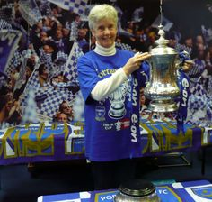 Me and the FA Cup!