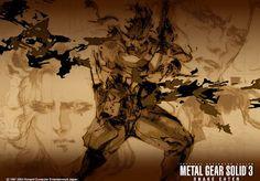 Big Boss - Metal Gear
