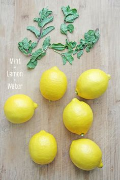 In Honor Of Design: DIY Spa Skin Care Treatments with Michelle Pino- lemon mint spa water! Skin Care Treatments, Acne Treatment, Lemon Mint Water, Hair Removal Diy, Skin Care Spa, Diy Spa, Younger Looking Skin, Best Anti Aging, Diy Beauty