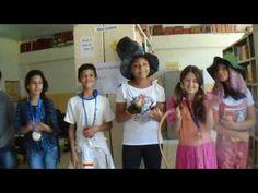 (585) O Mágico de Oz na Escola Imaculada - YouTube