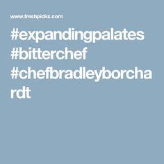 #expandingpalates  #