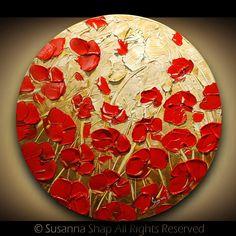 """Résultat de recherche d'images pour """"poppy flower painting"""""""