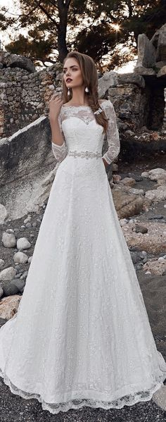 Lanesta Bridal - The Heart of The Ocean Collection The collection is a hit or miss but I do love this one. There's a couple others that I like as well