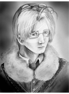 Canada Hetalia (Matthew Williams) Semi-realistic Portrait