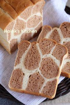 きりん模様のパン