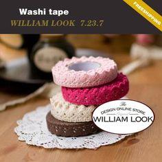 colorful printing washi masking tape printing washi tape. Para decorar y decorar :D
