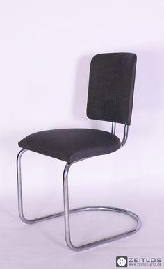 Best Thonet Stuhl Stahlrohr restauriert Zeitlos Berlin Bauhaus er Jahre Design M bel