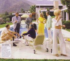 indypendent-thinking:  Garden Party, Kaufmann Desert House