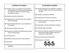 AP Spanish Interpersonal Speaking Task Cards | These are great for extra time in class, for building into units, or even for a base for an IPA!
