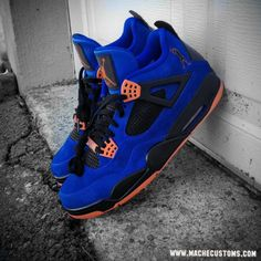 Air Jordan IV 'Ball Don't Lie' Custom