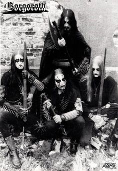 truenorblackmetal: [Old Gorgoroth] Norway.