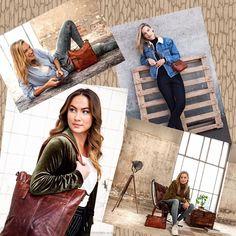 Sinds wij verhuisd zijn naar onze nieuwe winkel hebben wij onder andere het merk Spikes and Sparrow toe mogen voegen aan ons assortiment. Op de foto een aantal voorbeelden uit de allernieuwste collectie (deze tassen zijn ook in het zwart verkrijgbaar). Een leuk stoer merk met ook heuptassen en herentassen. Verkrijgbaar bij ons in de winkel en online. Louis Vuitton Neverfull, Tote Bag, Bags, Fashion, Handbags, Moda, Louis Vuitton Neverfull Damier, Fashion Styles, Carry Bag