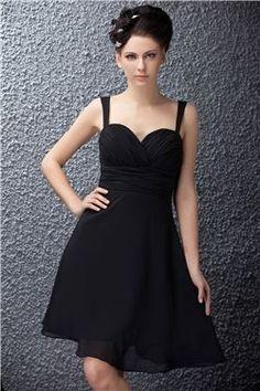 Negro vestido de Dama de Honor