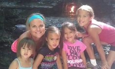 A community is banding together to support a woman who adopted her best friend's four young daughters after their single mom died of brain cancer earlier this year. ------I'm not crying, you're crying. And someone tell those ninjas to stop cutting onions.