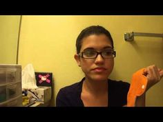 Effortless way to clean your cloth pads - YouTube