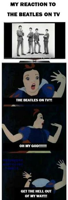 Me but not with the Beatles..everything else