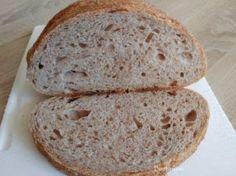 Kovászos graham kenyér | Betty hobbi konyhája Hobbit, Graham, Bread, Food, Eten, Bakeries, Meals, Breads, Diet