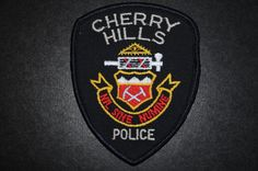 Cherry Hills Police Patch, Arapahoe County, Colorado (Current Issue)