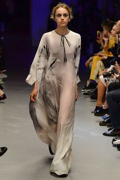 London Fashion Week Day 4  Giles Spring/Summer 2015  Ready to wear  15 September 2014