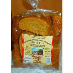 Cretan Mixed Wheat and Barley Rusk IDAIA LAND