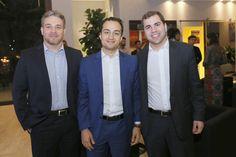 Darlon Vieira, Evandro Bertho, Daniel Prado