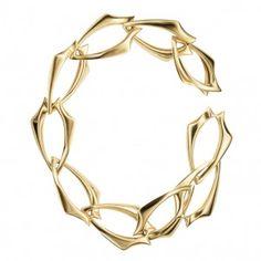 Hannah Martin London Rock N Roll Bracelet Gold
