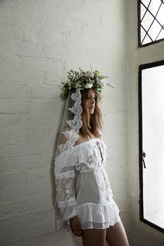 FOR LOVE AND LEMONS BRIDAL 2017