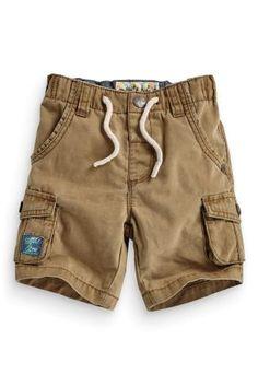 Cargo Shorts (3mths-6yrs)
