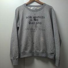PEEL&LIFT bob marley sweatshirt