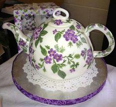 Crazy Teapots | English