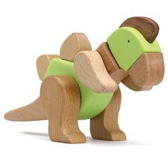 myzoo wooden animals