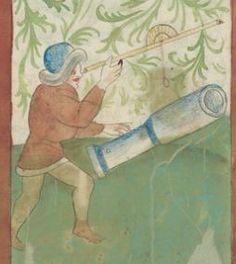 Kriegstechnik (Bilderhandschrift) Oberrhein · um 1420-1440 Ms. Rh. hist. 33b  Folio 86r
